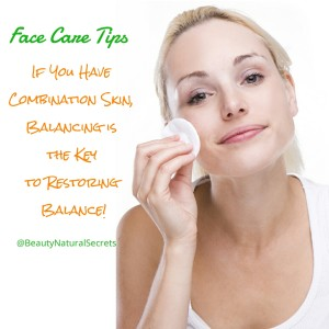 Combination Skin Tips