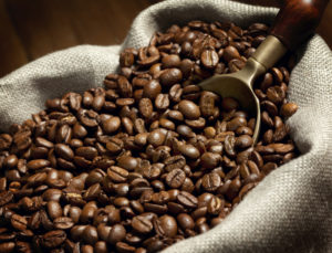 Coffee Beans for Skin